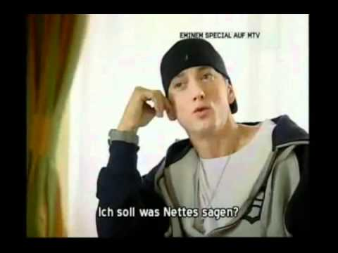 Difference between Eminem and Slim Shady