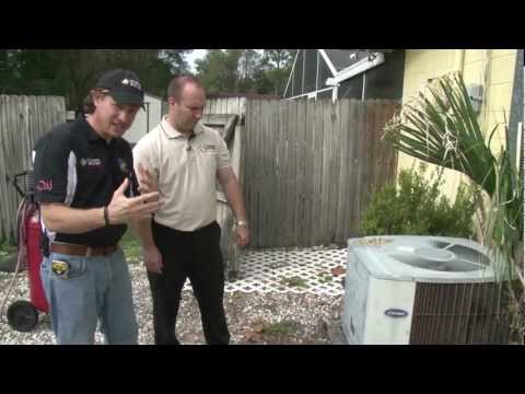 The Difference Between Low and High Efficiency Air Conditioners