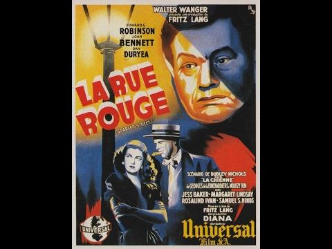 Scarlet Street / La Rue rouge (1945) ( English sub / sous-titres français / VOSTFR)