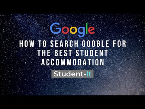 How To Search Google For The Best Student Accommodation