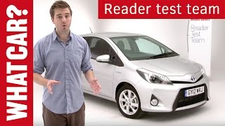 2012 Toyota Yaris Hybrid readers review - What Car?