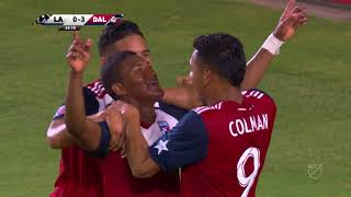 20th Goal of the 2018 MLS season - Carlos Gruezo