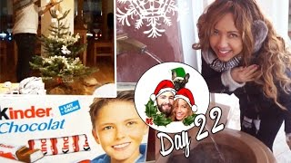 Drinking at the Evian source & Apartment Tour ❄ Vlogmas 22 Thumbnail
