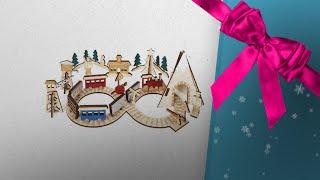 Great Meri Meri Advent Calendars / Countdown To Christmas 2018! | Christmas Gift Guide