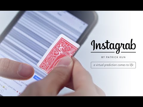 InstaGrab (Thought of Card from Instagram) | Patrick Kun