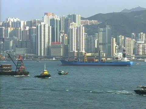 Hong Kong: Burt Wolf Travels & Traditions (#110)