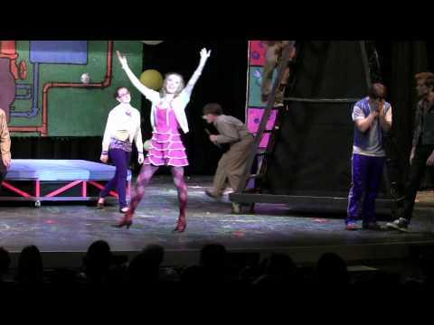 Veruca Salt - I Want It Now! - Willy Wonka