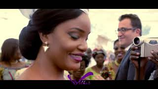 Summary of Lorine+Amour's Congolese Traditional Wedding to Pointe-Noire (Mariage Congolais)