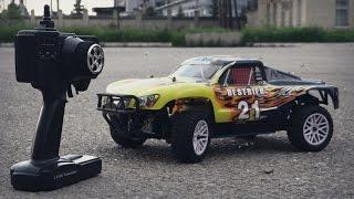Радиоуправляемая модель ДВС,RC!(Обзор и тест драйв)Серьезная игрушка.
