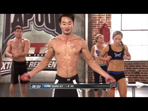 TapouT XT 2  ft. Jon Komp Shin   Extreme Training 2  Train w the Top UFC MMA Fighters