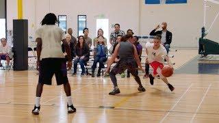 Professor Hoops w/Streetball Legends in LA thumbnail