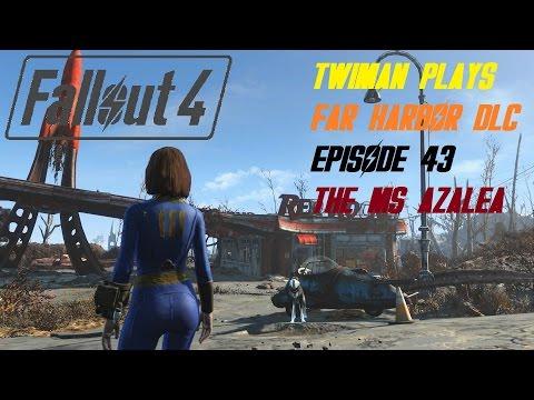 Twiman Plays Fallout 4 Far Harbor DLC Episode 43