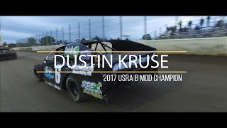 Deer Creek Speedway | Dustin Kruse 2017 Out-Pace USRA B-Mod Track Champion