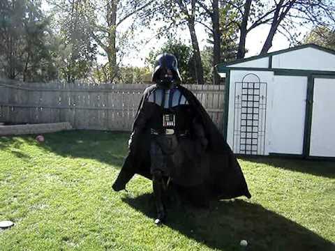 Darth Vader Supreme Edition Costume - YouTube