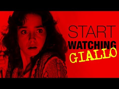 Everything You Need to Start Watching Giallo