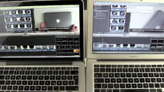 MacBook Pro vs MacBook Air - iMovie