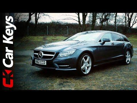 Mercedes CLS Shooting Brake 2013 review - Car Keys