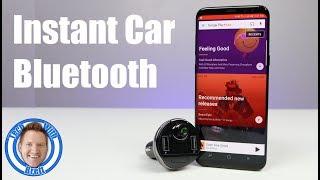 Fast Install Car Bluetooth Audio & Hands Free Calling by AMIR