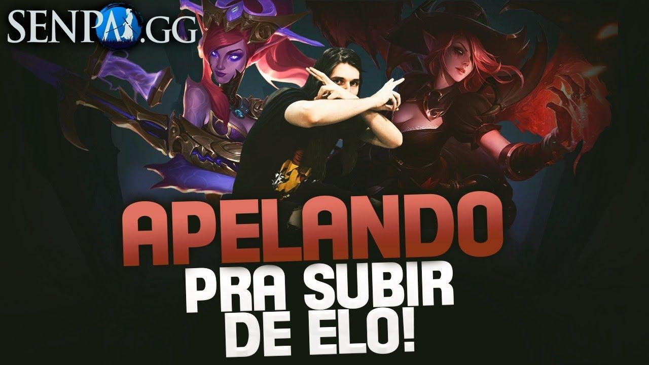 Download APELANDO PRA SUBIR DE ELO!