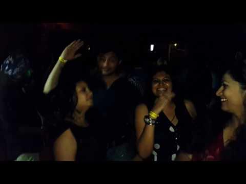Dancing at LPK Goa