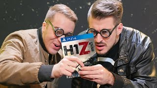 PIERWSZY RAZ W H1Z1 NA PS4!