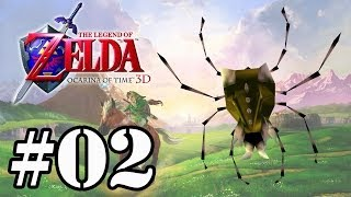 Let's Play : Zelda Ocarina of Time 3D - Parte 2
