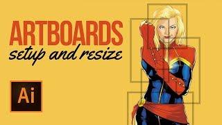 How to Resize Artboard in Adobe Illustrator