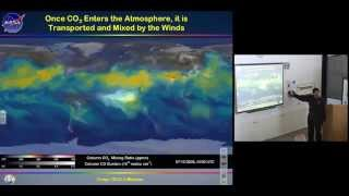David Crisp: Measuring atmospheric CO2 from space  - 24 April 2015