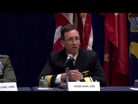 SAS 2017 – 21st Century Warfare: Improving Readiness Through Technology panel