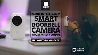 (Xiaomi) Zero Ai Smart Doorbell With Camera - Full Walkthrough Review[Xiaomify]. Xiaomi Ipx Обзор