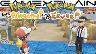 Pokémon Let's Go Pikachu & Eevee - Every Gym Will Have Requirements to Enter
