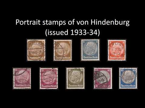 Stamp Collection Episode 3 - The Third Reich (Nazi Germany)