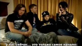 DVD Leb die Sekunde   Интервью на кровати 1 часть с русскими субтитрами 360