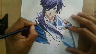 Hajime saitou speed art