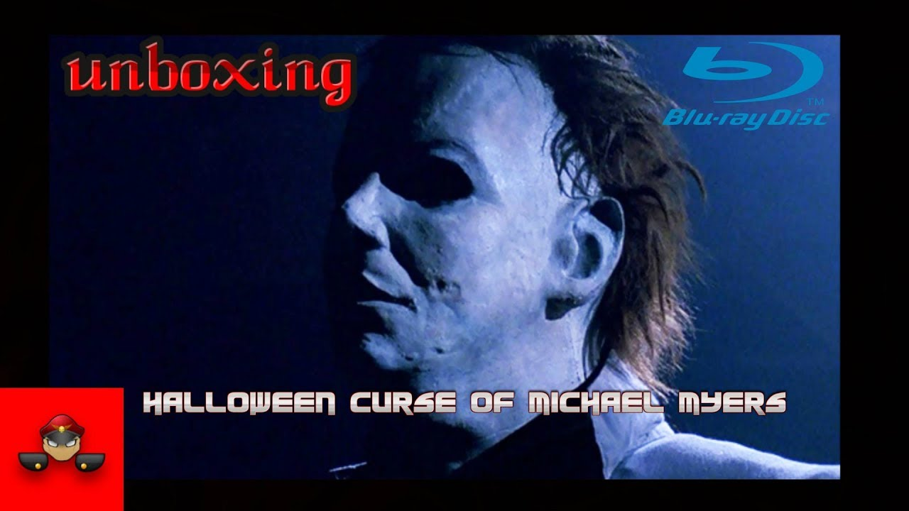 unboxing Halloween The Curse of Michael Myers Unrated Producer's ...