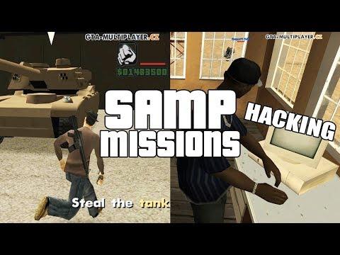GTA SAMP Missions