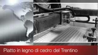 Cozzio Wood Wooddesign Turning Plate 300x20