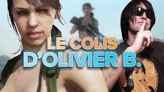 LE COLIS SURPRISE D'OLIVIER B.