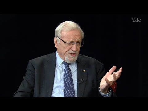 Australia's Gareth Evans Interviewed by Nayan Chanda
