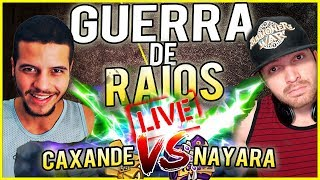 Baixar GUERRA DE RAIOS - MONAGUA VS SLOTH - CAXANDE vs NAYARA