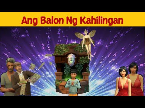 Ang Balon ng Kahilingan., Kwentong Pambata, Filipino Fairy tales, Tagalog cartoons, Bibiboo TV,