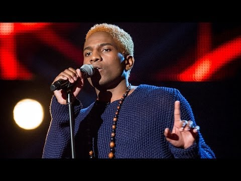 Paul Raj performs 'Fine China' - The Voice UK 2014: Blind Auditions 6 - BBC One