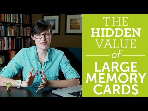 The Hidden Value of Large Memory Cards
