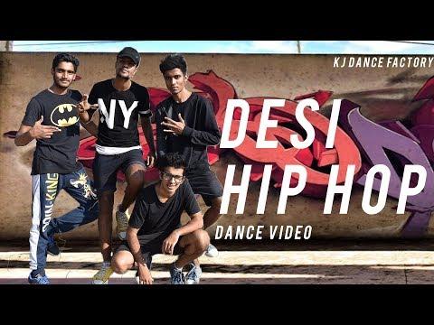 Desi Hip Hop Dance Video | By Manj Musik...