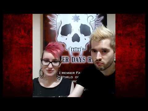 Darker Days Radio Chats Vampire 5th edition and Adeptus Titanicus