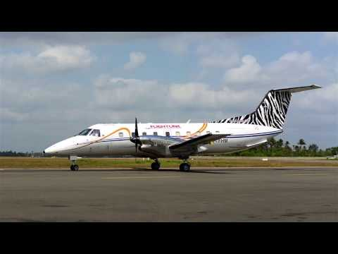 Flightlink Airline: Overview of the Aviation Industry in Tanzania