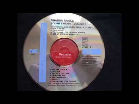 shabba ranks & maxi priest  -  housecall