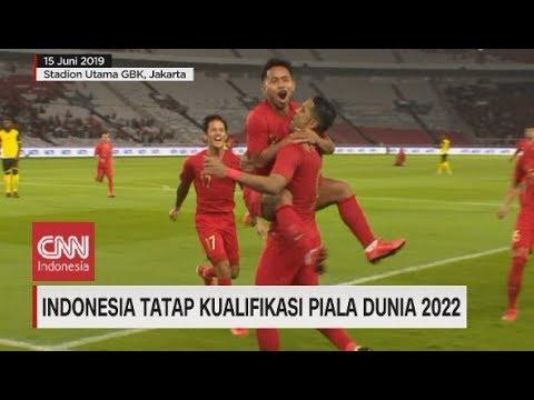 Indonesia Tatap Kualifikasi Piala Dunia 2022