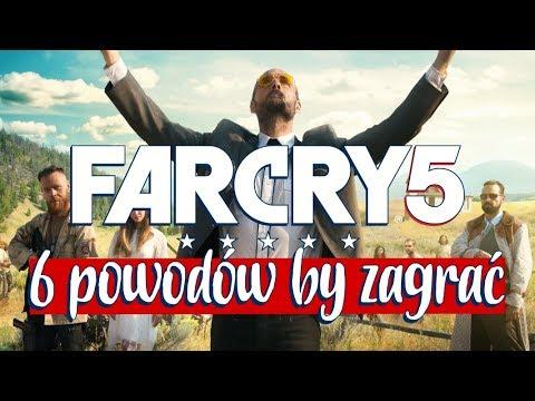 Far Cry 5 - 6 POWODÓW by zagrać (recenzja)