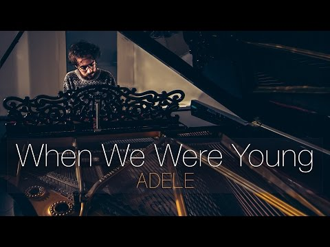 """When We Were Young"" - Adele (Piano Cover) - Costantino Carrara"